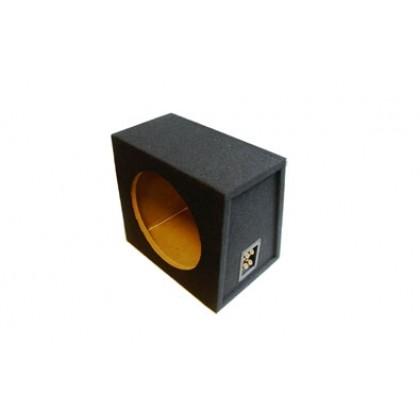 NECOM NE1515.2 MDF-Gehäuse geschlossen für 38cm (15 Zoll) Woofer