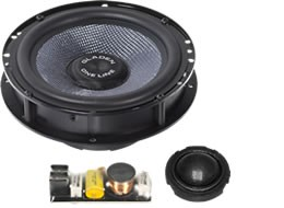 Gladen Audio One 165 Audi A 3 SQX
