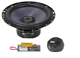 Gladen Audio Alpha 165 Komposystem