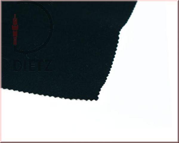 Bezugsstoff schwarz 1,50x10m