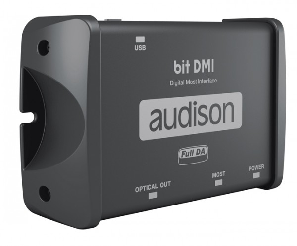 Audison bit DMI Digitales Most Interface
