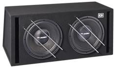 Gladen Audio RS12 Dual Gehäusesubwoofer
