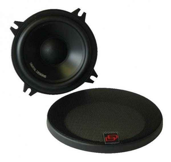Digital Designs DD Audio W5.25 Tiefmitteltöner