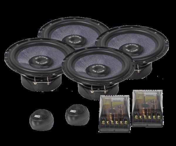 Gladen Audio RS Line 165 Dual Komposystem