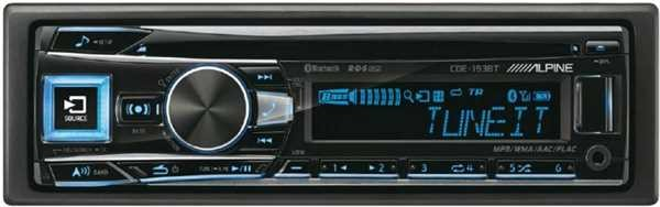 Alpine CDE-193BT CD-Receiver