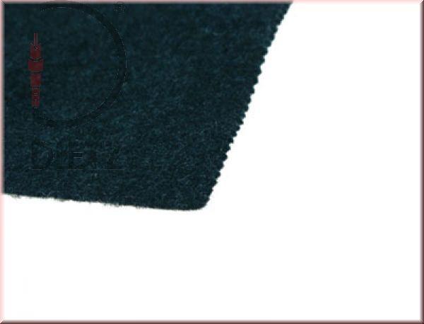Bezugsstoff schwarz 0,70x1,40m