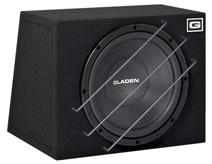 Gladen Audio Zero 10 Pro SB Gehäusesubwoofer