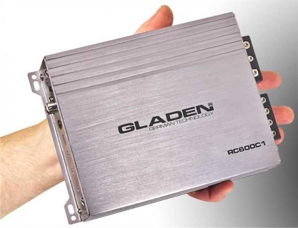 Gladen Audio RC-Line 1200c1 Monoblock