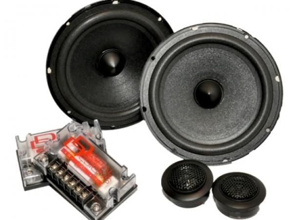 Digital Designs DD Audio CS 6.5 Komposystem
