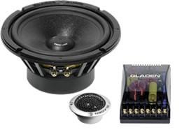 Gladen Audio Zero Pro Line 165.2 DC High-End Komposystem (aktiv)