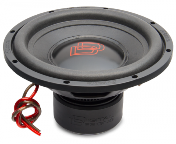 Digital Designs DD Audio 1512a D4 Subwoofer