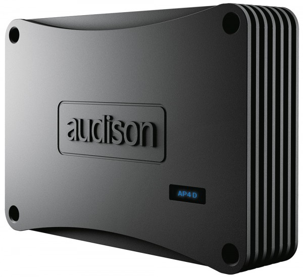 Audison AP4 D 4 Kanal Endstufe