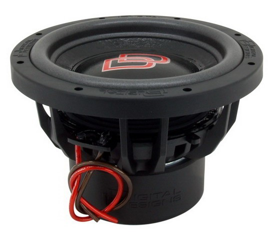 Digital Designs DD Audio 2510 D4 Subwoofer
