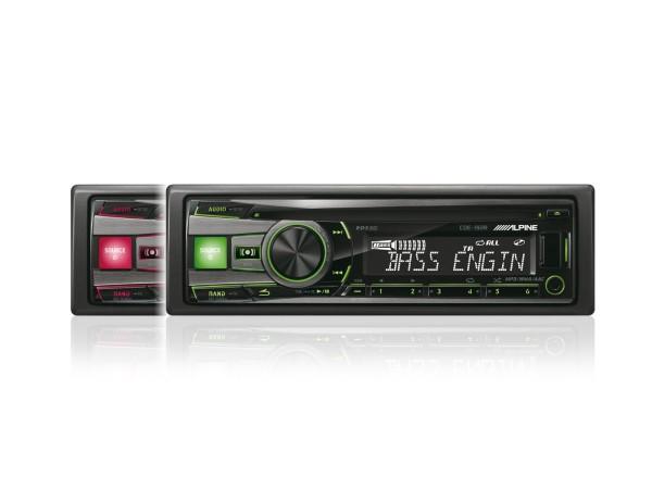 Alpine CDE-192R CD Receiver