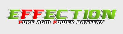 Effection X-Pol +/- Batteriepole für Pure AGM Power Batterie