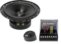 Gladen Audio Zero Line 130 Komposystem