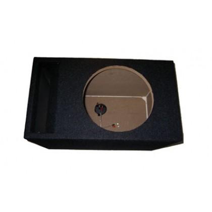 NECOM NE1010.1AIR MDF-Gehäuse Bassreflex für 25cm (10 Zoll) Woofer