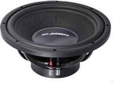 Gladen Audio RS Line Free Air 15 Subwoofer