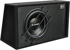 Gladen Audio SQX 10 VB Gehäusesubwoofer