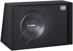 Gladen Audio Zero 10 Pro VB Gehäusesubwoofer