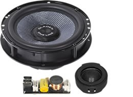 Gladen Audio One 165 Audi A 4 RS