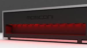 Mosconi LED Seitenteile rot
