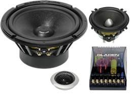 Gladen Audio Zero Pro 165.3 active High-End Komposystem