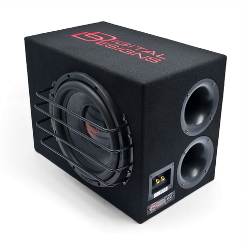 Digital Designs DD Audio DDLE M12 30cm Gehäusesubwoofer