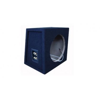 NECOM NE1010.2 MDF-Gehäuse geschlossen für 25cm (10 Zoll) Woofer