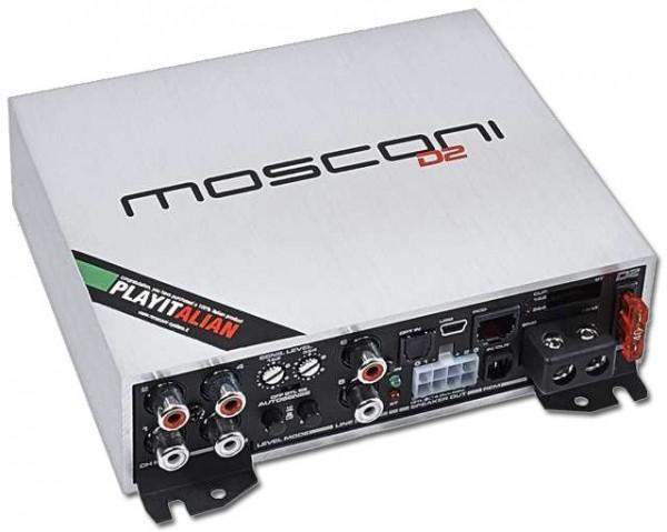 Gladen Audio D2 100.4 Verstärker
