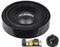 Gladen Audio One 200 Golf 4 Bora Passat B5