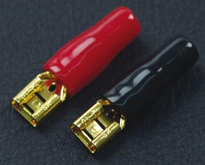 Dietz Flachstecker 4 mm² - 6,3 mm